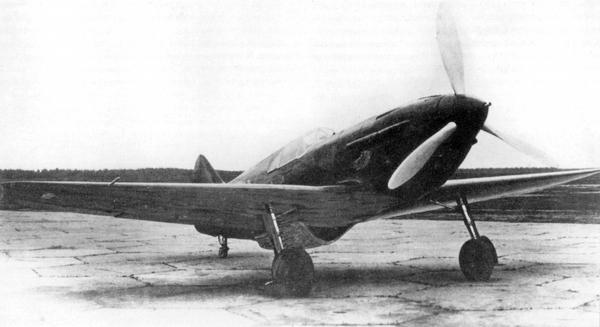 Опытный истребитель И-301, весна 1940г.