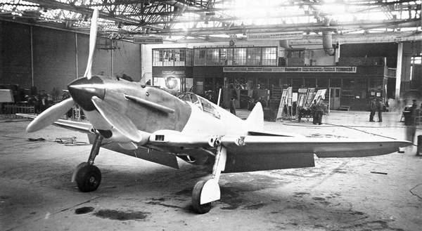 В цехе завода №31 в Таганроге, 10 февраля 1941г.