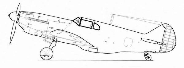 ЛаГГ-3 66-й серии завода №31.