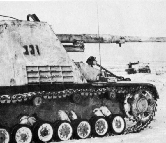 Самоходная противотанковая установка «Насхорн»