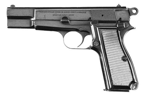 Рис. 11. Пистолет Браунинг High Power (обр. 1935)