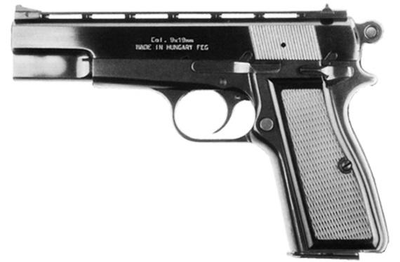 Рис. 13. Пистолет FEG P9M