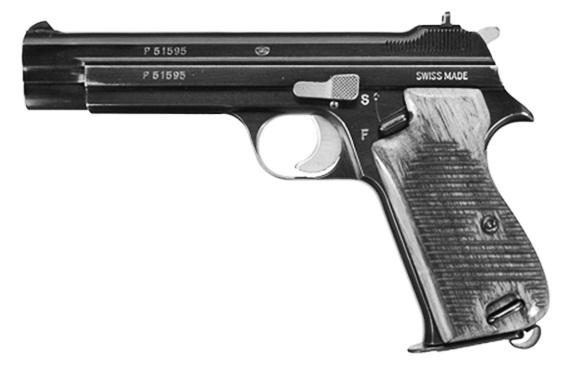 Рис. 20. Пистолет SIG P 210