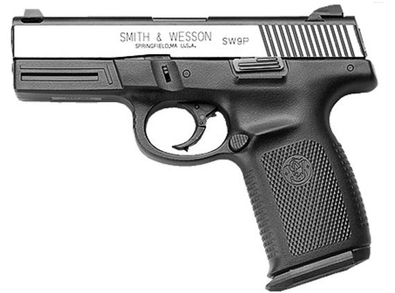 Рис. 35. Пистолет Sigma S &W