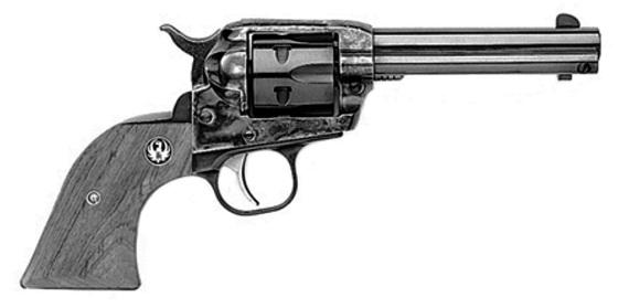 Рис. 99. Ruger Single Six 1953
