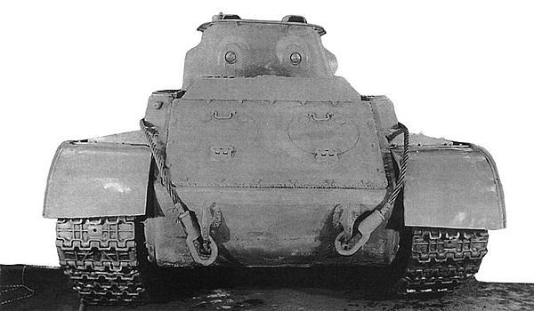 ТАНК КВ-13