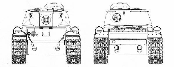 Танк КВ-85.