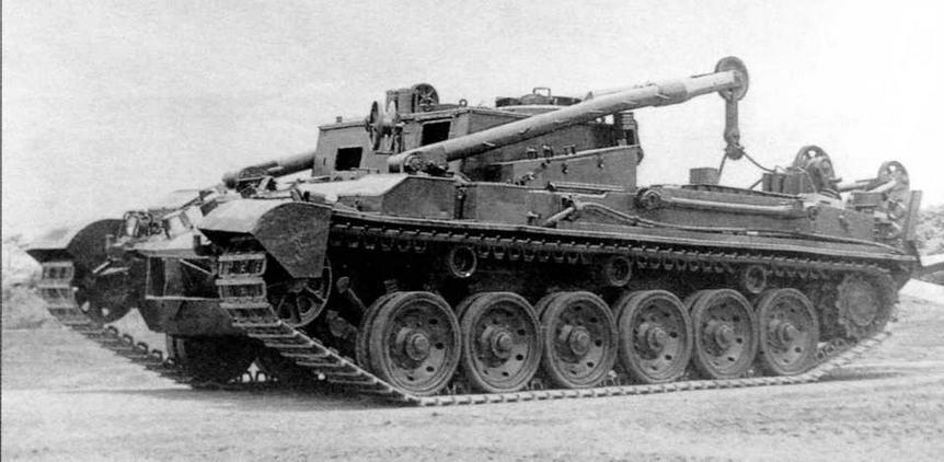 БРЭМ индийского производства на шасси танка «Виджаянта»