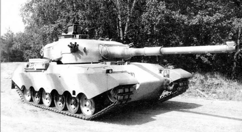 Основной боевой танк «Виккерс» Mk.3 (I)