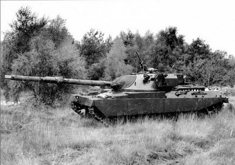 «Чифтен» Mk.2 одной из первых производственных серий