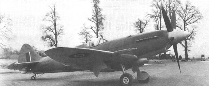 LA429 — единственный построенный из 50 заказанных заводу в Кастл-Брумвиче «Сифайров» F/FR 45.