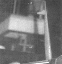 Мачтовая УКВ-антенна. В случае использования КВ- радиостанции, выполняла функцию простой мачты для проволочной антенны.