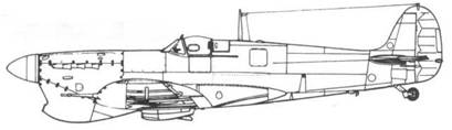 Seafire Mk lb