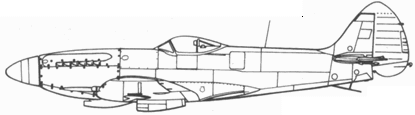 Seafire Mk 45