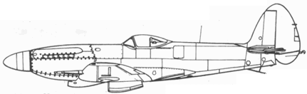 Seafire Mk 46