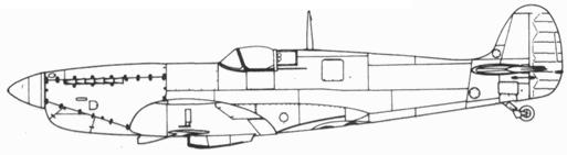 Spitfire PR. IX