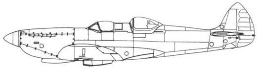 Spitfire IX УТИ