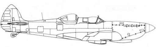 Spitfire Т. VIII