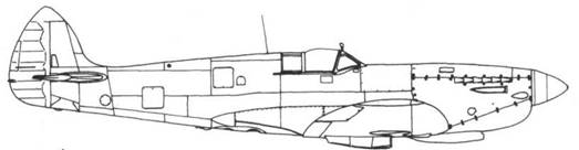 Spitfire PR. X