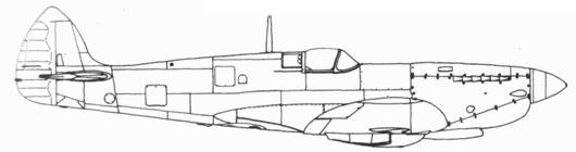 Spitfire PR. XI