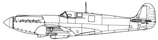 Spitfire F. IV