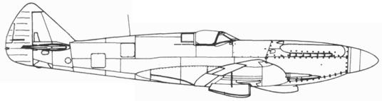 Spitfire F.21