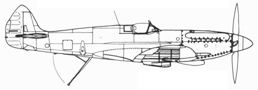 Seafire F. XV