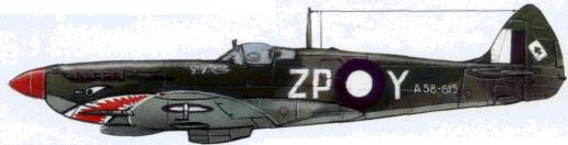 «Спитфайр» МК. VIII (1943г.)