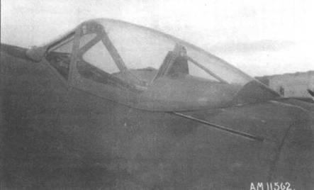 Mk. VIII (JF299) стал первым «Спитфайром» с каплевидным фонарем кабины. Пилоты из AFDU в Даксфорде с энтузиазмом освоили машину, после чего весной 1945 года такой фонарь появился на всех серийных «Спитфайрах». Следует припомнить, что Джеффри Квилл предложил такой фонарь еще во время «Битвы за Англию», то есть в 1940 году! Позднее JF 299 получил фонарь с обтекаемым лобовым стеклом.