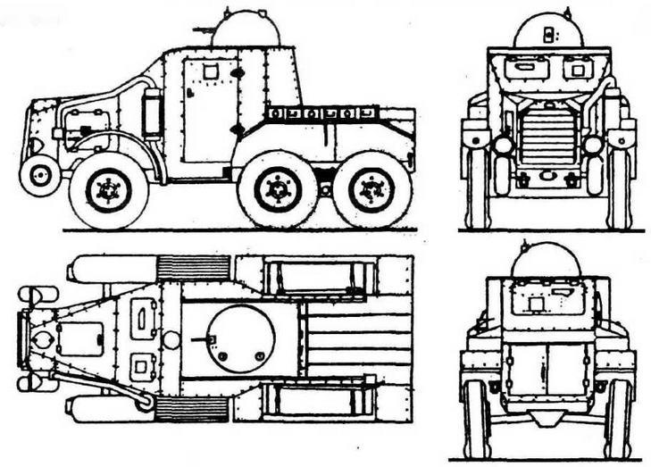 Laffly S15 TOE