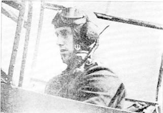 Фельдфебель Ганс Троицш, сбивший британский «Веллингтон» одновременно с Хельдом 4 сентября 1939 г.
