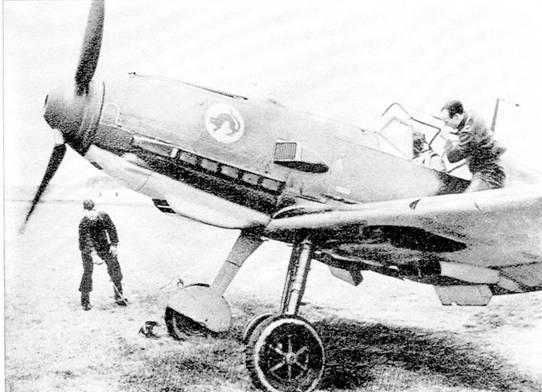 Авиационные части, оснащенные самолетами Bf 109, базировавшиеся в Центральной и Восточной Германии (по состоянию на 01.09.39)