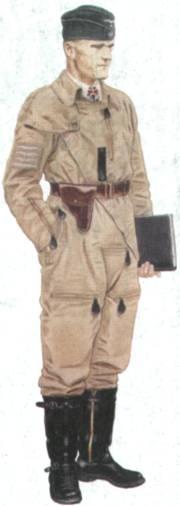 Гауптман Гюнтер Лютцов – командир дивизиона I./JG 3, октябрь 1940