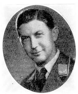 Гауптман Ханнес Гентцен – командир JGr. 102