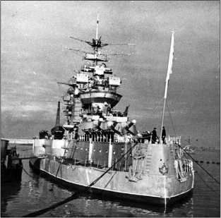 Краснознаменный линейный корабль «Севастополь»