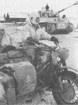 1 января 1945 года (понедельник). Первый день операции «Конрад»