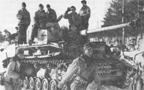 2 января 1945 года (вторник). Второй день операции «Конрад»