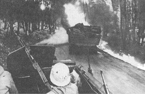 6 января 1945 года (суббота). Шестой день операции «Конрад»