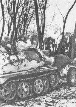 18 января 1945 года (четверг). Первый день операции «Конрад III»