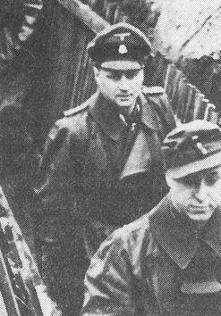 20 января 1945 года (суббота). Третий день операции «Конрад III»
