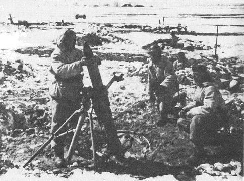 22 января 1945 года (понедельник). Пятый день операции «Конрад III»