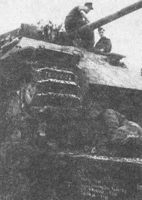 Глава 2   Переброска 6-й танковой армии СС