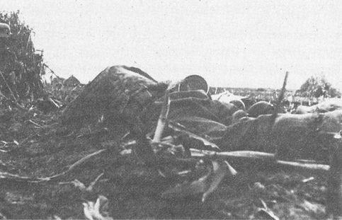 18 февраля 1945 года (воскресенье). Второй день операции «Южный ветер»