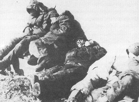20 февраля 1945 года (вторник). Четвертый день операции «Южный ветер»