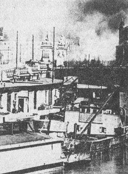 22 февраля 1945 года (четверг). Шестой день операции «Южный ветер»