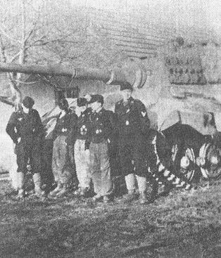 6 марта 1945 года (вторник). Первый день операции «Пробуждение весны»