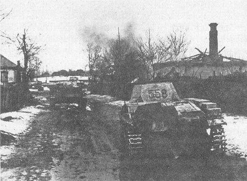 7 марта 1945 года (среда). Второй день операции «Пробуждение весны»