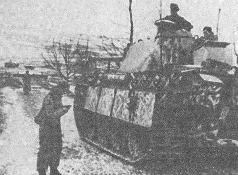 8 марта 1945 года (четверг). Третий день операции «Пробуждение весны»