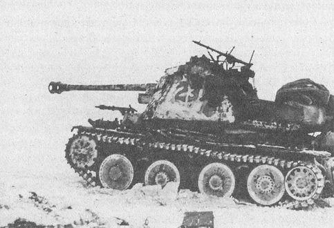9 марта 1945 года (пятница). Четвертый день операции «Пробуждение весны»