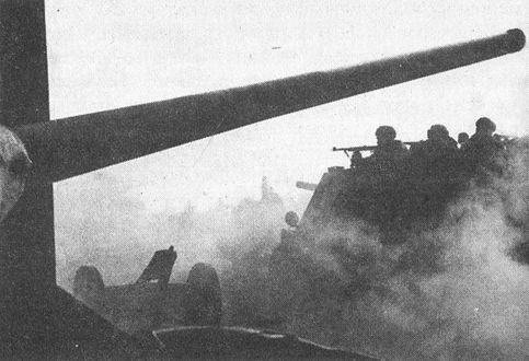10 марта 1945 года (суббота). Пятый день операции «Пробуждение весны»